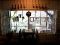 혜화동-대학로- 카페 커피천국 바람부는 날 창밖 풍경