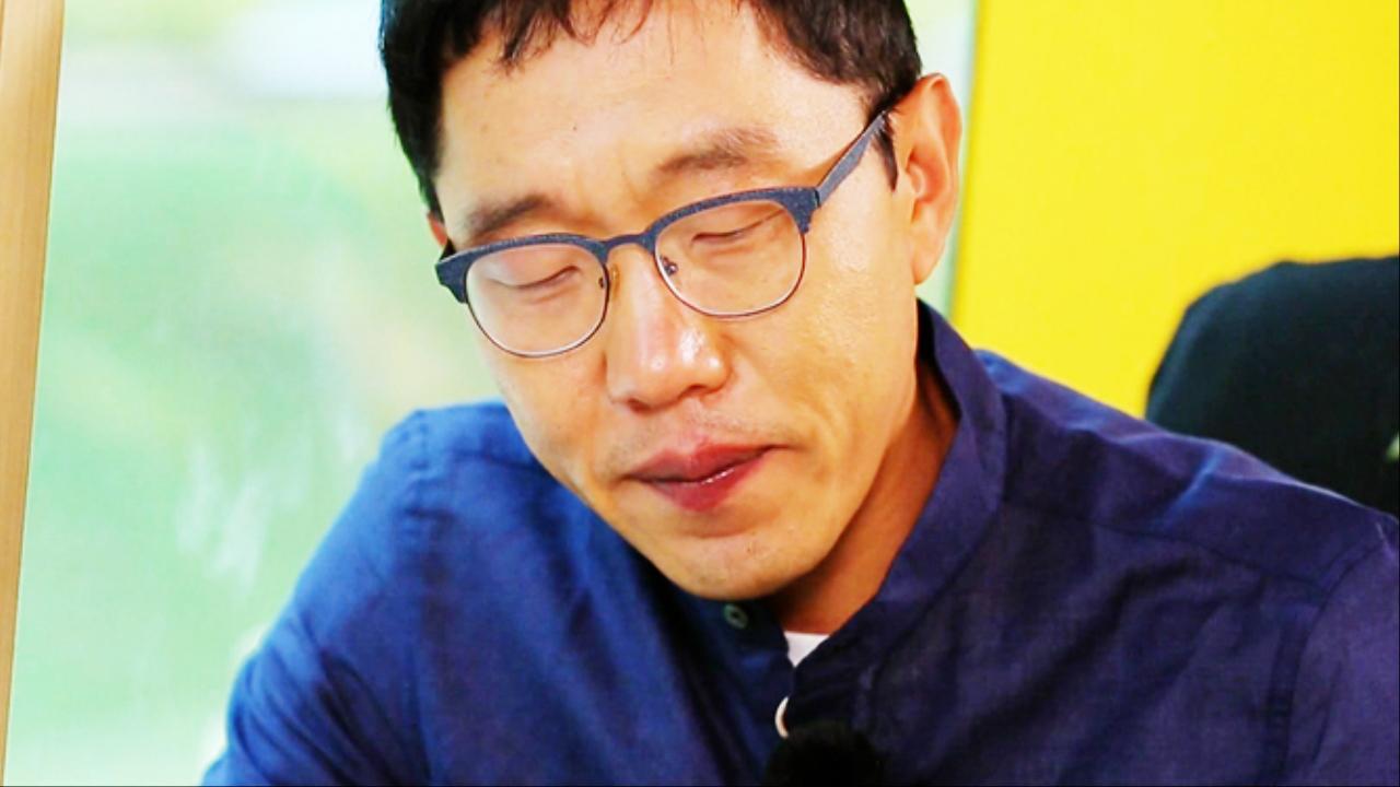 김제동 엄마 생각에 눈물