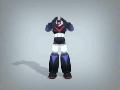 [동영상] 로봇태권V의 고려품새