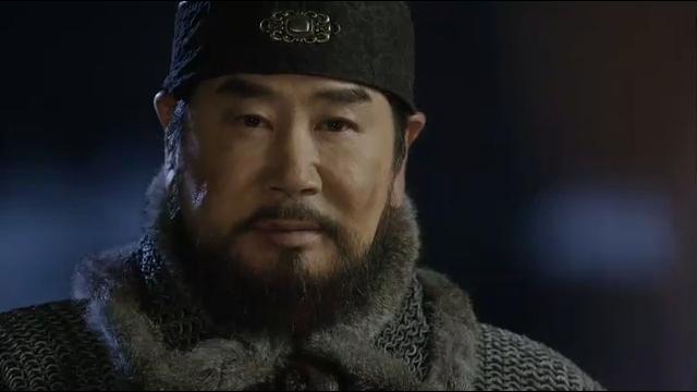 금의환향 유동근, 박영규와 설전 '카리스마 맞불' [정도전] 20140208 KBS