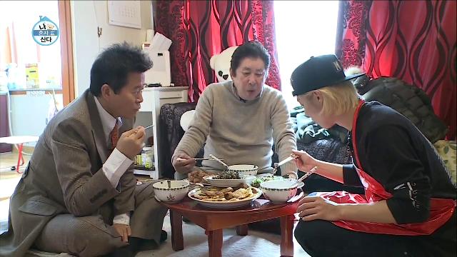 강남에 따뜻한 새해 선물!