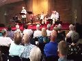 51년간 목회를 조용히 마치시고, 자원봉사를 하시는 원로 목사님