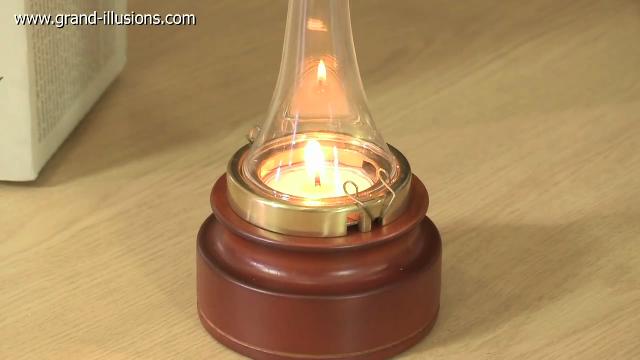 이 촛불의 원리 아시는 분?