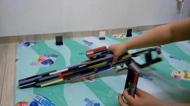 중학생이 만든 저격총 클래스