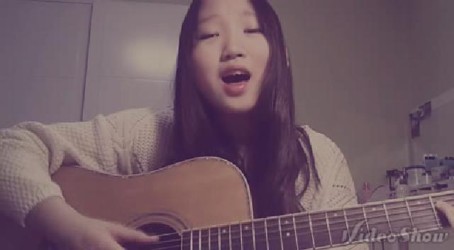 목소리도 예쁜 훈녀의 연주