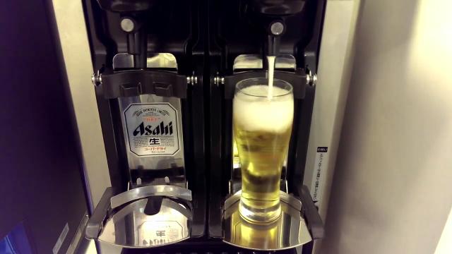 일본에만 있는 참신한 기계