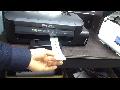 꽃집프린터/화원프린터/리본프린터/hp1000프린터/리본출력기기/리본프로그램/뉴런시스템/뷰티플라워/달필/웅돌이/누리잉크