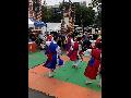 서을 남인사마당 택견 시범공연