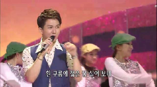 김수찬 - 젊은 초원 [가요무대] 20140707 KBS