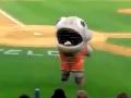 (귀염주의) 야구장 마스코트 의 반란