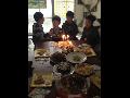 원준이 같은반 친구들과 조촐한 생일파티!