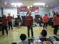 하늘비전교회 초등부, 중등부 해피크리스마스