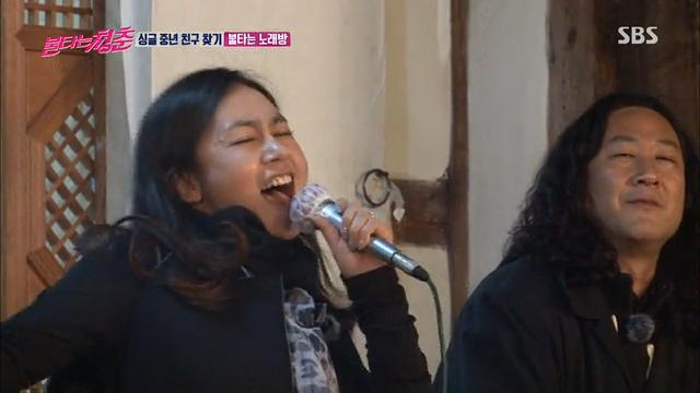 김선경 노래 실력