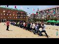 2015 부송초등학교 가족 한마당 줄 다리기