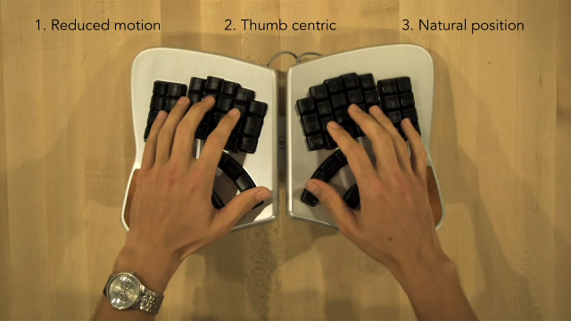 나비모양 키보드, Keyboardio