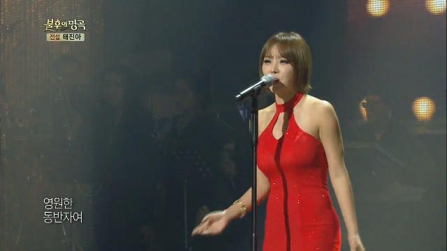 나르샤 - 동반자 [불후의 명곡2] 20131228 KBS