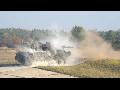 미군 M1296 드래곤 M1128 모바일건  M1126 스트라이커 & Mk44 부시마스터2 사격 훈련 - US M1296 & M1128 & M1126 & Mk44 Bushmaster fire exercise