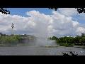 성당못 분수 - 두류공원