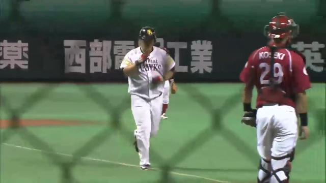 [이대호] 시즌 13호 홈런