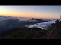 남덕유산의 새벽을 열다