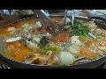 부산 송도해물탕맛집 사천해물탕 23년 역사 단체 160명까지 동시에 식사 가능