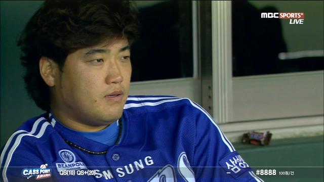 팀에 웃음을 주는 삼성 박석민