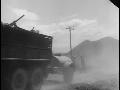한국 6.25 전쟁 당시 대전 전투에서 활약한 미군의 M24 채피 경전차 - Korean War US Army M24 Chappy light Tanks active in the Battle of Daejeon