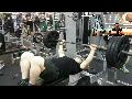 2014년9월_YSM마케팅컨설팅 윤수만 소장의 벤치프레스 120kg 6회