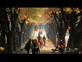 인천대공원 낙엽 길