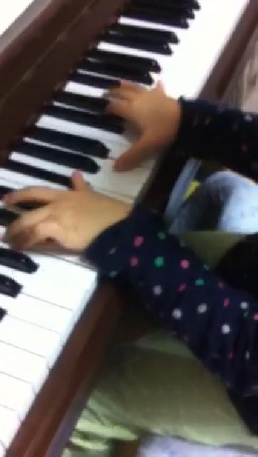 악보없이 6살 피아노 및 편곡 실제 수업(18 시간 배운결과)