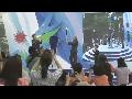 인천아시안게임 성화 봉송 시작