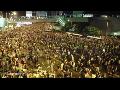 홍콩 시위 현장, 어떤가 봤더니