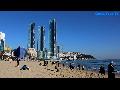 해운대해수욕장, 해운대일출, 4K드론영상, 부산여행, 한국여행, 국내여행, 한국여행TV, 한국관광, 우리나라여행, 한국투어, Korea Tour TV