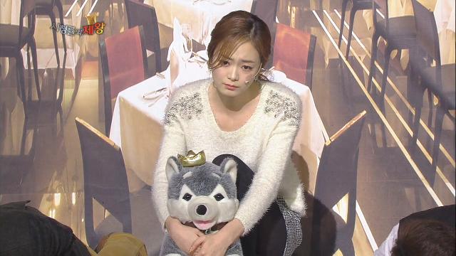 오로라 공주 전소민이 출연한 시청률의 제왕 [개그콘서트] 20131229 KBS