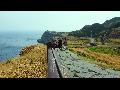 아름다운 제주 송악산 둘레길 걷기