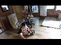 선유는 자란다 - 할배 의자를 빼앗아서 (2014.08.07일 수요일)