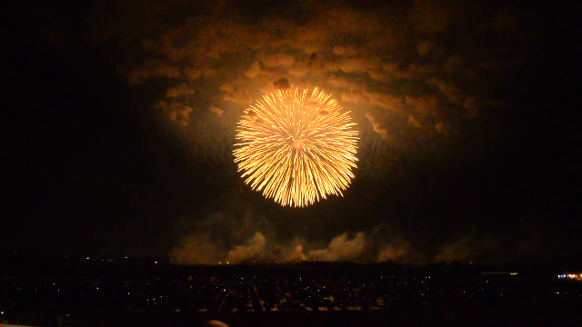 세계 최대 불꽃 놀이 클래스