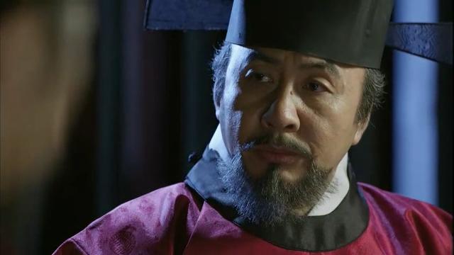 박영규, 공격하지 않고 버티는 유동근에 '불안' [정도전] 20140208 KBS