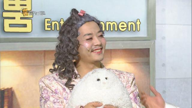 가래떡 원피스 입었쟈나~ 뿜엔터테인먼트 [개그콘서트] 20131229 KBS