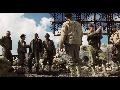 미국 국가 부른 독일군 포로의 방면 -US Army released of the German POW of sang the Star-Spangled Banner