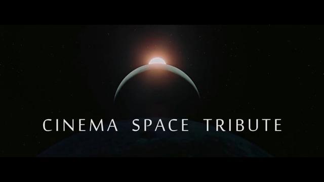 영화속 우주 풍경 모음...