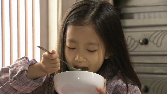 1회,  김만원에게 도움 받아 살아남은 하빈(이채미) [황금무지개] 20131102