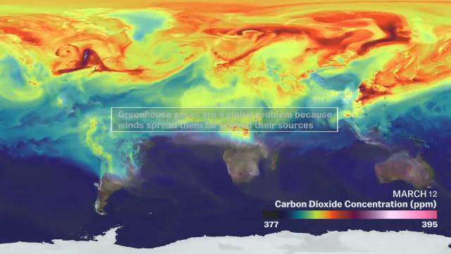 지구가 점점 뜨거워지는 이유