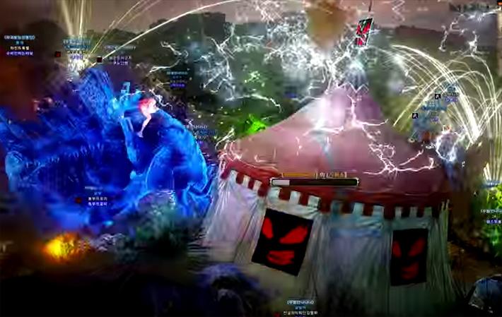 2015년 9월 5일 검은사막 월드 점령전