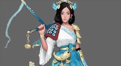 금수랑 각성무기 하늘봉 공개!