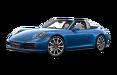 2016 포르쉐 911 타르가