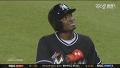 1회말 호세 페르난데스에게 헌정하는 디 고든의 시즌 첫 홈런 [MLB 핫이슈] 20160927