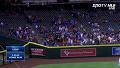 1회초 '맞는 순간 넘어갔다' LAD 켐프 투런 홈런