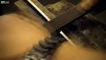 작은 나무 조각 칼 만들기