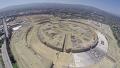 애플의 신사옥 캠퍼스2 공사현장